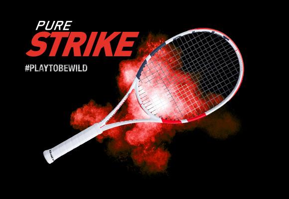 Raquettes Pure Strike