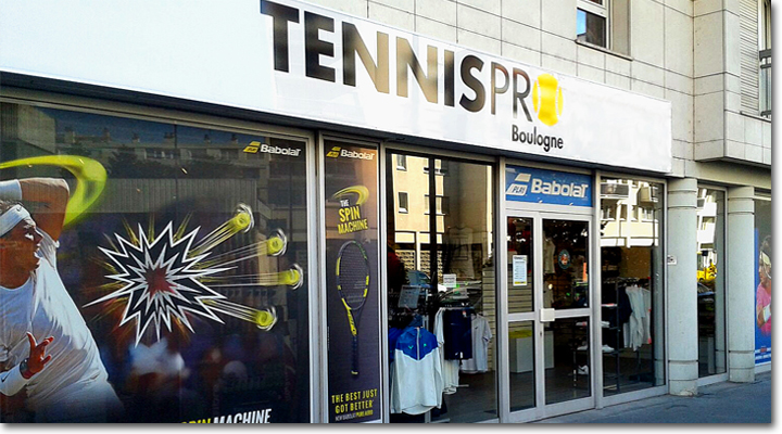 magasin_tennispro Boulogne