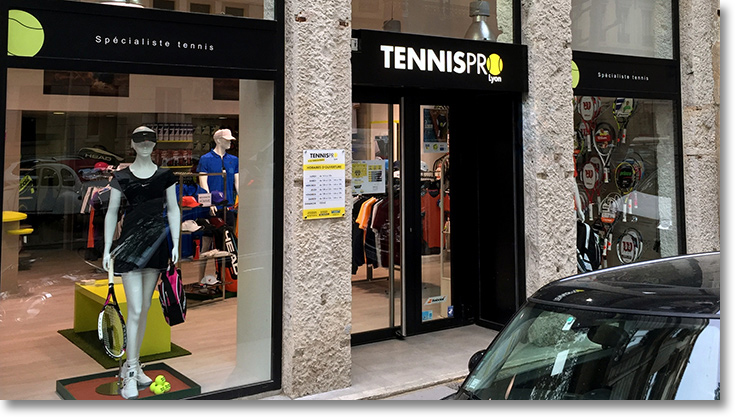 magasin_tennispro Lyon